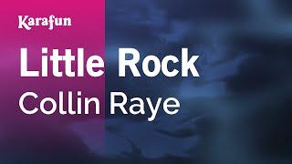 Karaoke Little Rock - Collin Raye *