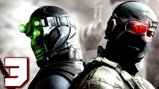 Splinter Cell Conviction Pt. 3 w/ Gassy & Danz (Co-op/Live Commentary)