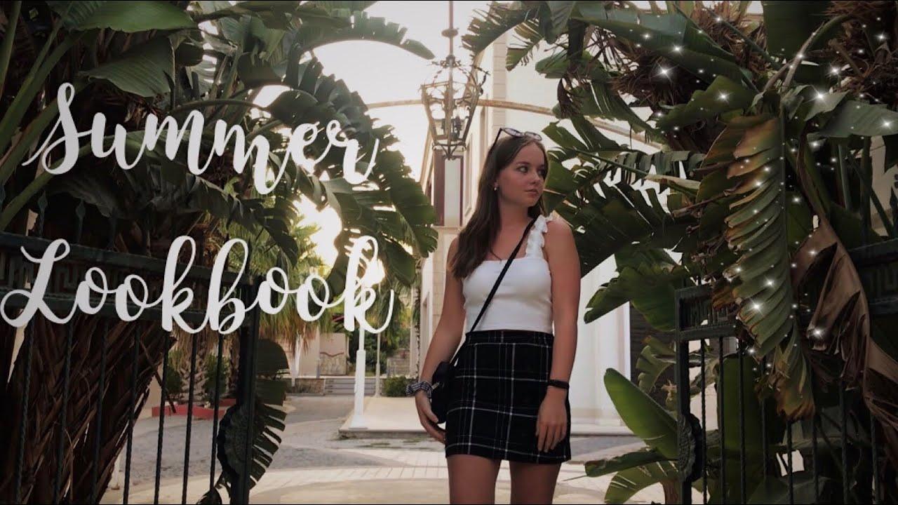 [VIDEO] - SUMMER LOOKBOOK 2019?    Bodrum, Turkey 2