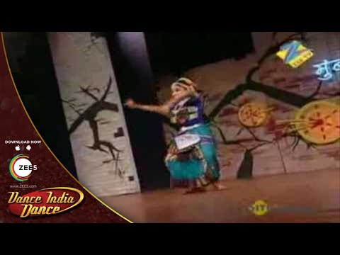 DID Little Masters Mumbai Audition April 30 '10 - Smriti Mukherjee