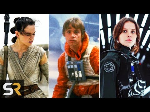 Ranking All Star Wars Movies From WORST to BEST