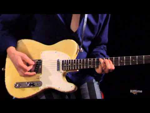 Robben Ford Guitar Lesson - Essential Triads - TrueFire
