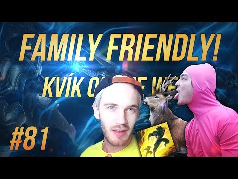 Kvík of the Week #81 - FAMILY FRIENDLY!