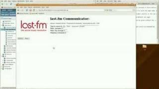 Last.fm Communicator