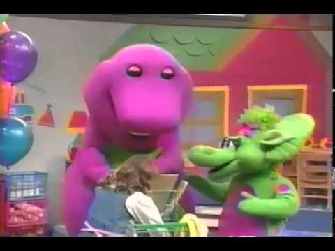 Barney & Friends: Shopping For A Surprise! (Season 3, Episode 5)