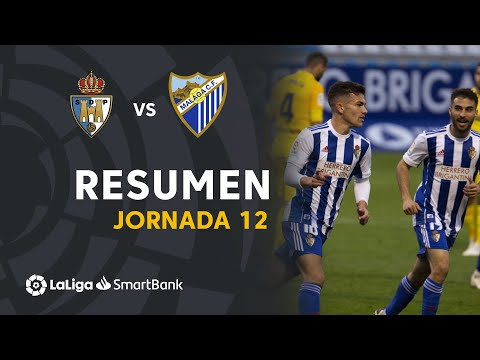 Ponferradina Malaga Goals And Highlights