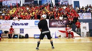 TOP 16 FOOTBALL FREESTYLER THẾ GIỚI  - ĐOÀN THANH TÙNG