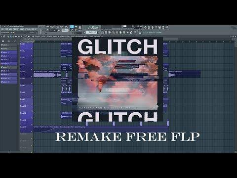 FL Studio Martin Garrix - Glitch REMAKE FREE FLP!