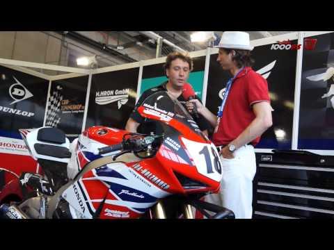 Honda CBR1000RR Fireblade | DM Superbike - Team Holzhauer Racing