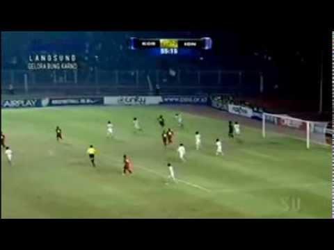 highlight indonesia vs korea selatan u 19 afc cup 2013