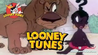 LOONEY TUNES (Looney Toons): Inki and the Minah Bird (1943) (Remastered) (HD 1080p) thumbnail
