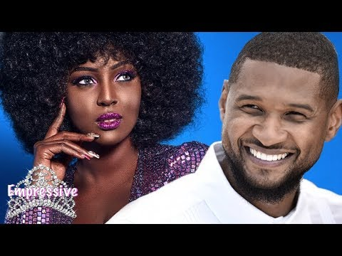 Usher is dating Amara La Negra, after divorcing his wife?
