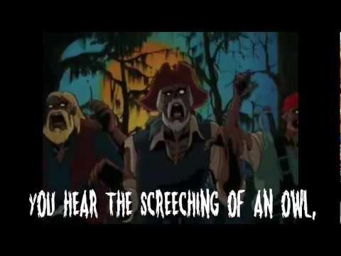 Scooby Doo on Zombie Island - It's Terror Time Again [FULL SONG W/ LYRICS]