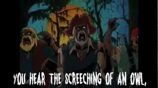Scooby Doo on Zombie Island - It