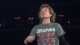 Rolling Stones - Brown Sugar - Amsterdam Arena 2017 - No Filter