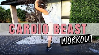 68 FITNESS  - Try this home cardio beast of a workout!