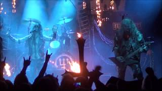 Watain - Legions Of The Black Lights Live @ Metropol, Hultsfred 2015