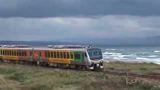 JR大湊線、キハ100系、キハ48系、HB-E300系(2014/09/30)有戸駅~吹越駅間