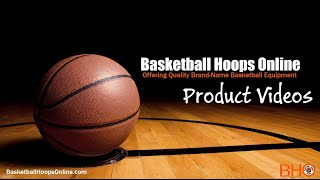 First Team PowerHouse™ Challenger In Ground Adjustable Basketball Goal