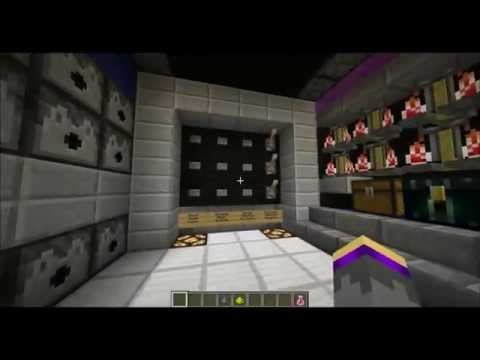 Minecraft Cool Potion Room With Redstone YouTube