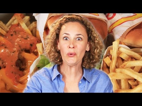 People Try In-N-Out's Secret Menu For The First Time