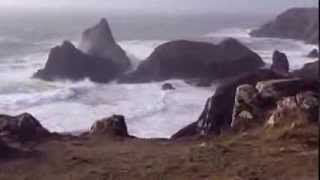 Lizard Point & Godrevy Storms - February 2014