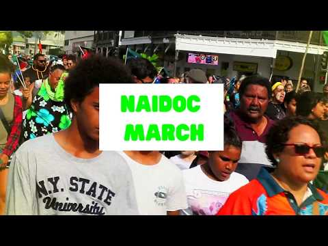 NAIDOC March Cairns 2019