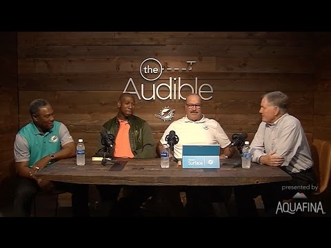 The Audible: Bokamper & Moore & Madison & Griese