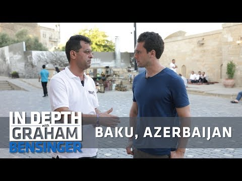 Touring Azerbaijan's Old City
