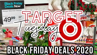 TARGET BLACK FRIDAY 2020 SHOP WITH ME || BEST Black Friday Deals + Gift Set Ideas || TARGET TUESDAY