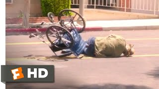 How to Be a Latin Lover (2017) - Sign-Flipping Fail Scene (3/10) | Movieclips