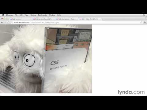 jQuery Mobile Web App Tutorial #27 Understanding the Flickr feed
