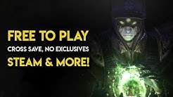 Destiny 2 - FREE TO PLAY! Cross Save, Steam, Shadowkeep, No Exclusives, MORE!