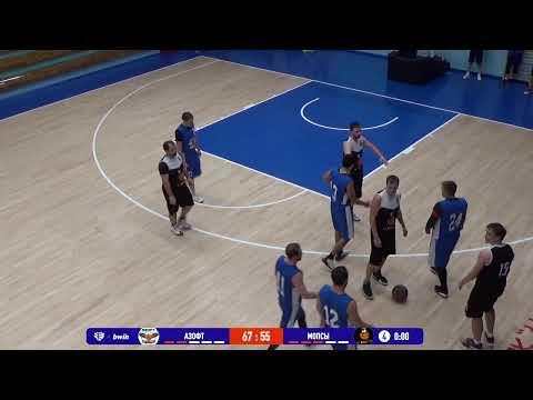 НБА 16.01.2021  АЗОФТ - МОПСЫ
