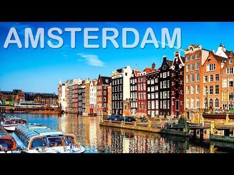 Amsterdam - World Discovery Travel Documentary 2017
