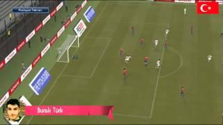 PES 2015 Süper Gol - Modrid