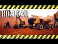 JCB Pioneer: Mars - Big Cargo Truck and Excavator