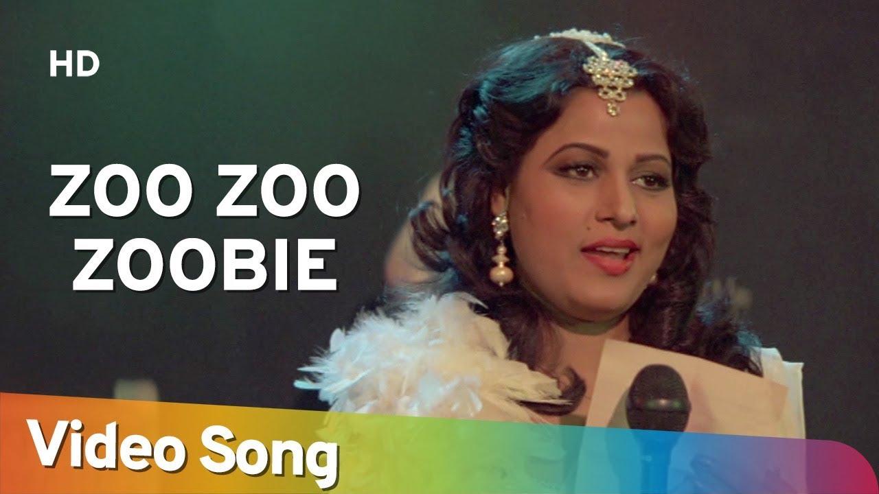 Zoo Zoo Zoobie Zooby   Dance Dance   Sarla Yeolekar   Bollywood Hit Item Songs   Alisha Chinoy