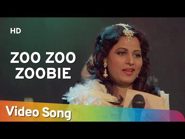 Zoo Zoo Zoobie Zooby | Dance Dance | Sarla Yeolekar | Bollywood Hit Item Songs | Alisha Chinoy