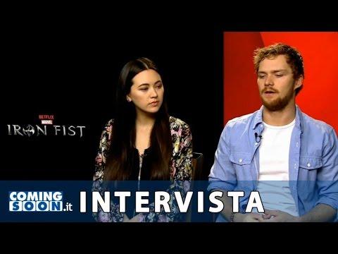 Iron Fist: Intervista esclusiva di Coming Soon a Finn Jones e Jessica Henwick | HD