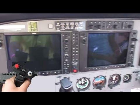 Brand New Cessna 208 Caravan G1000 Cockpit Tour Youtube