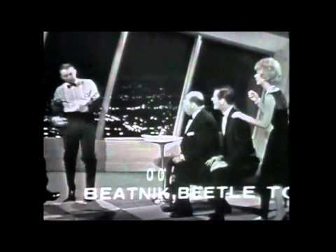 Stump the Stars  Nick Adams vs Paula Prentiss 1960s