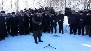 Чечня . Шали.  Шейх Салахь Межиев Шелахь бина хьехам 3.01.16