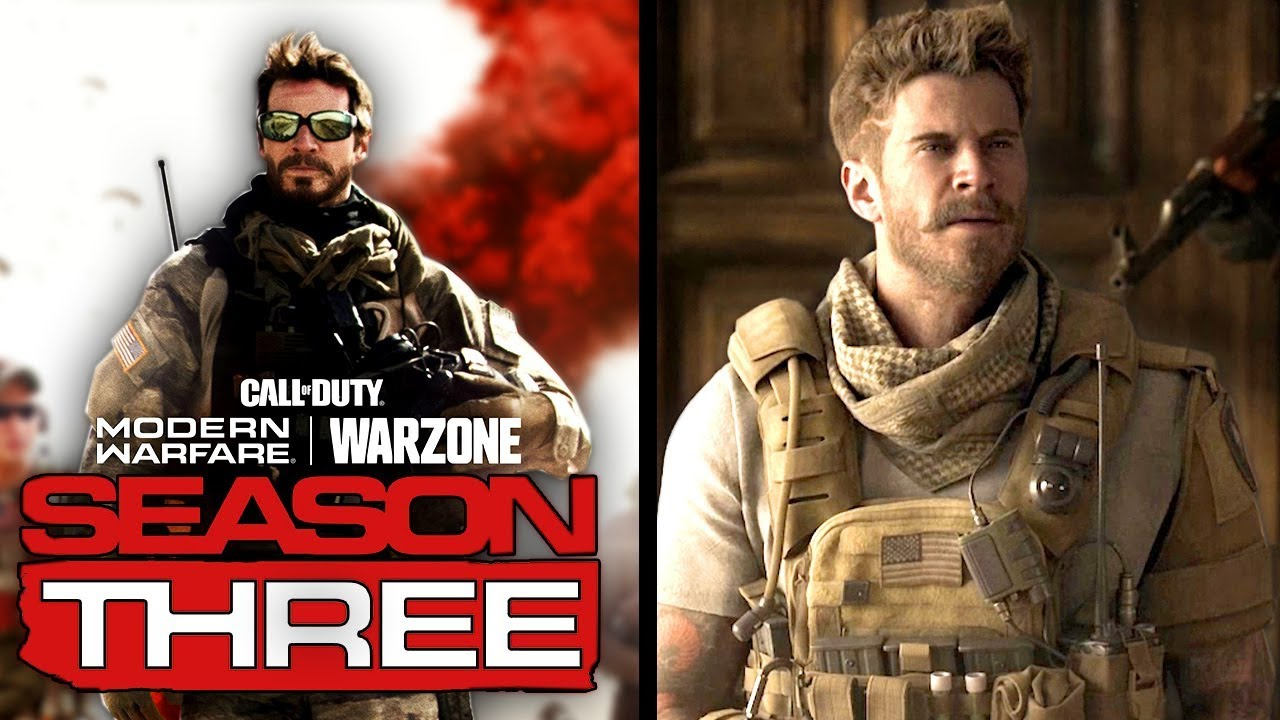 Modern Warfare Season 3 Alex Is Alive Youtube