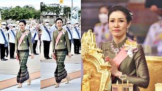 ภาพ 'เจ้าคุณพระฯ' ตามเสด็จ ในหลวง พระราชินี เนื่องในวันปิยมหาราช ประจำปี 2564 @เรื่องเล่า ชาววังวัด