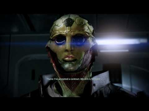 Mass Effect 2- Meet Thane Krios