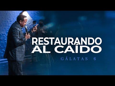 Download Restaurando al Caído | Gálatas 6 | Pastor Juan Carlos Harrigan