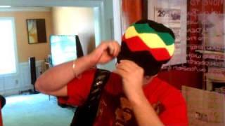 Jamaican Rasta Hats - Bob Marly - Juffy Cap by 3rdPowerWholesale.com