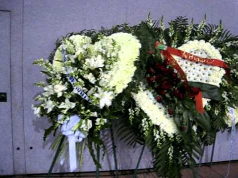 Flowers for General Vang Pao, GVP Funeral/Memorial.