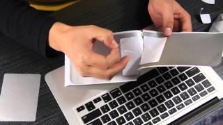 LENTION Full Body Vinyl Skin for MacBook Air & Pro Retina 11 12 13 & 15 | Guide